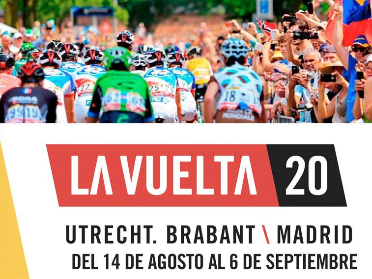 Vuelta ciclista a España 2020